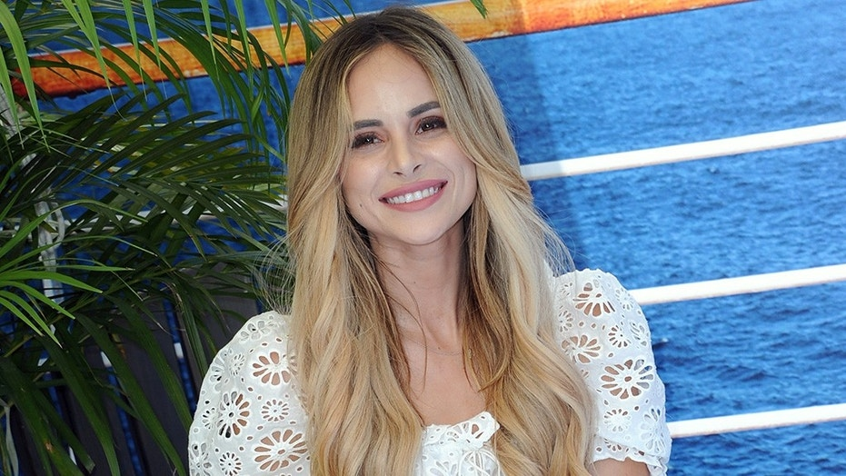 """""""Bachelor"""" contestant Amanda Stanton was arrested Tuesday in Las Vegas for domestic battery."""