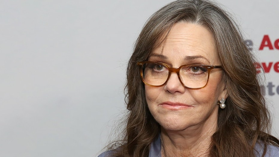 """Sally Field, pictured here in 2017, opened up in a recent interview with the New York Times about her new memoir """"In Pieces,"""" in which she described the sexual abuse she experienced by her stepfather."""