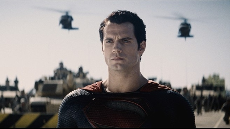 Henry Cavill stepping down from Superman role