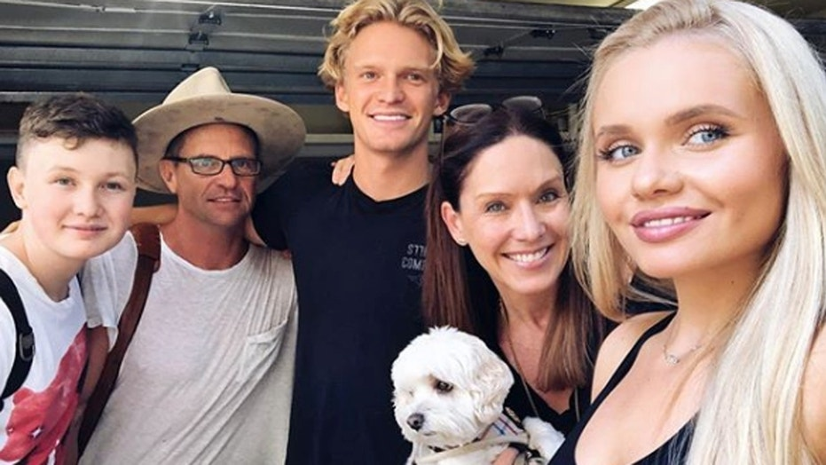 The Simpson family reveals why they decided to leave Hollywood and return home to Hollywood in a new interview.