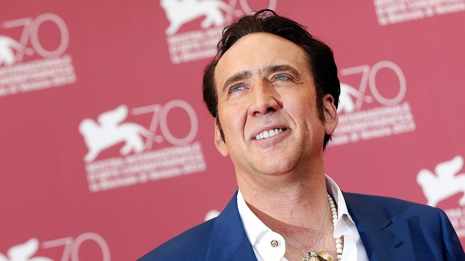 """Nicolas Cage has received positive reviews for his performance in """"Mandy."""""""