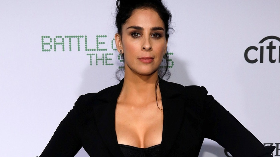 Actress and comedian Sarah Silverman criticized the nation's health care system and blasted the Brett Kavanaugh SCOTUS confirmation hearing.