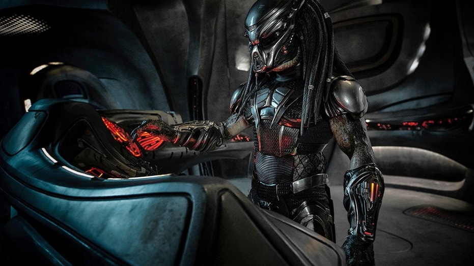 'Predator' surfaced a domestic box office, though it might need more.