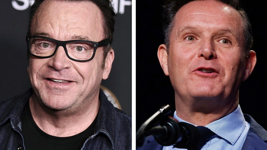 Tape-hunting Tom Arnold, 'Apprentice' producer scuffle