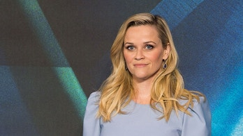 LONDON, UNITED KINGDOM - MARCH 13: Reese Witherspoon arrives for the European film premiere of 'A Wrinkle in Time' at the BFI Imax cinema in the South Bank district of London. March 13, 2018 in London, United Kingdom. (Photo credit should read Wiktor Szymanowicz / Barcroft Media via Getty Images)