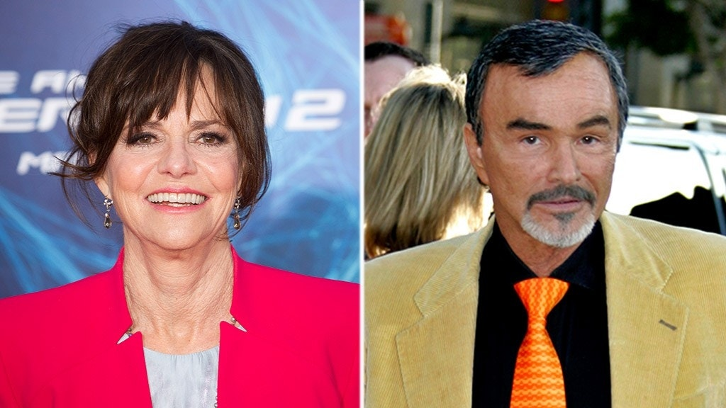 Sally Field reveals she 'didn't speak' to Burt Reynolds 'for the last 30 years of his life' | Fox News