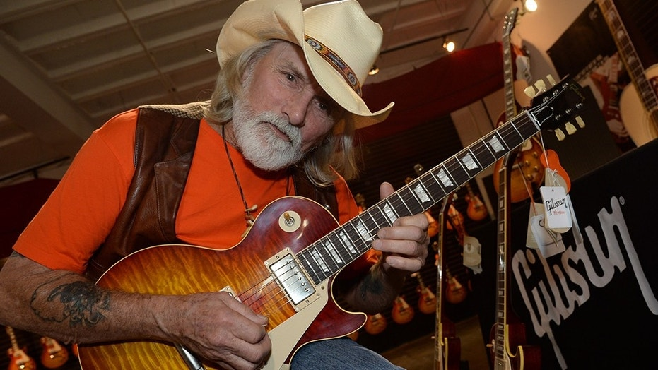 Dickey Betts, the founding Allman Brothers Band guitarist, has been hospitalized following a