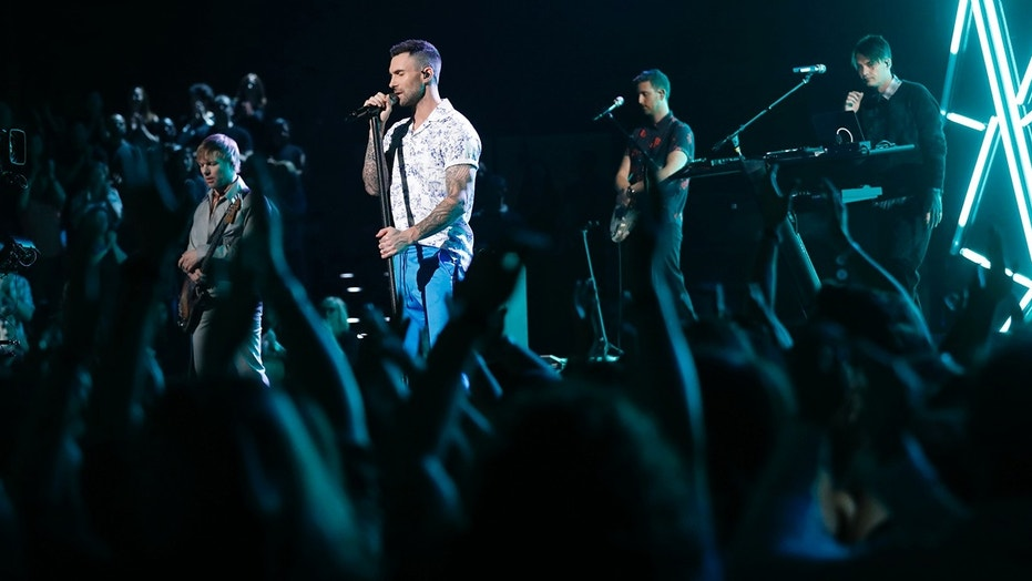 Maroon 5 'Pretty Much Accepted' Next Super Bowl Halftime Gig!