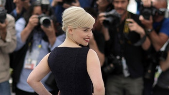 "71st Cannes Film Festival - Photocall for the film ""Solo: A Star Wars Story"" Out of Competition†- Cannes, France, May 15, 2018. Cast member Emilia Clarke. REUTERS/Eric Gaillard - UP1EE5F0X502G"