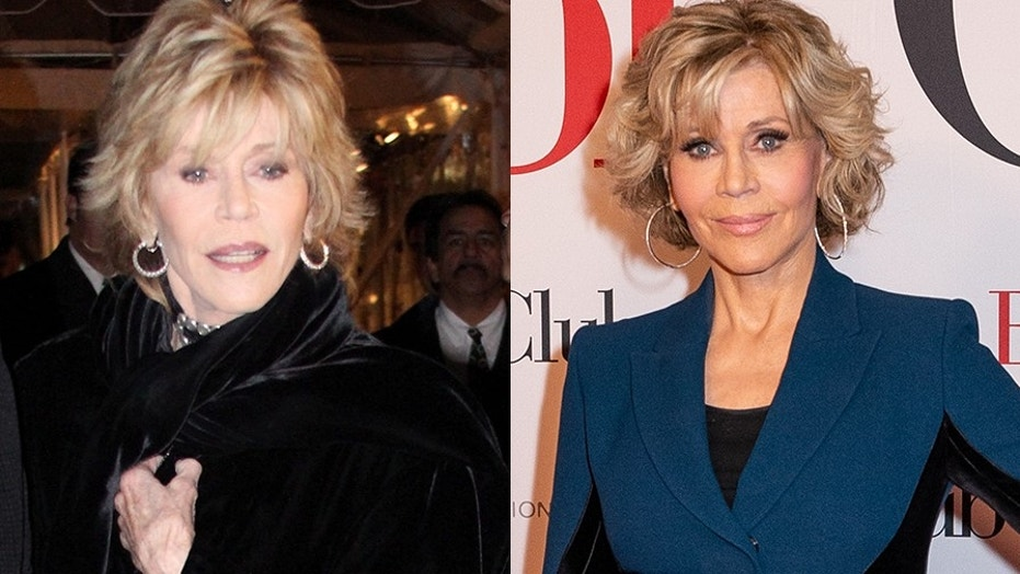 Jane Fonda says she 'hates' the fact she got plastic surgery