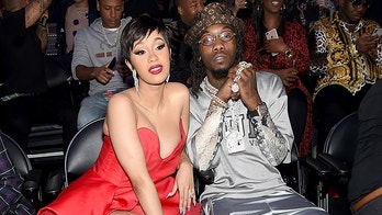 NEW YORK, NY - AUGUST 20:  Cardi B and Offset attend the 2018 MTV Video Music Awards at Radio City Music Hall on August 20, 2018 in New York City.  (Photo by Jamie McCarthy/VMN18/Getty Images for MTV)
