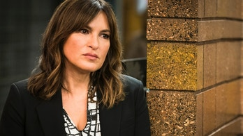 "LAW & ORDER: SPECIAL VICTIMS UNIT -- ""Info Wars"" Episode 1912 -- Pictured: Mariska Hargitay as Lieutenant Olivia Benson -- (Photo by: Michael Parmelee/NBC)"