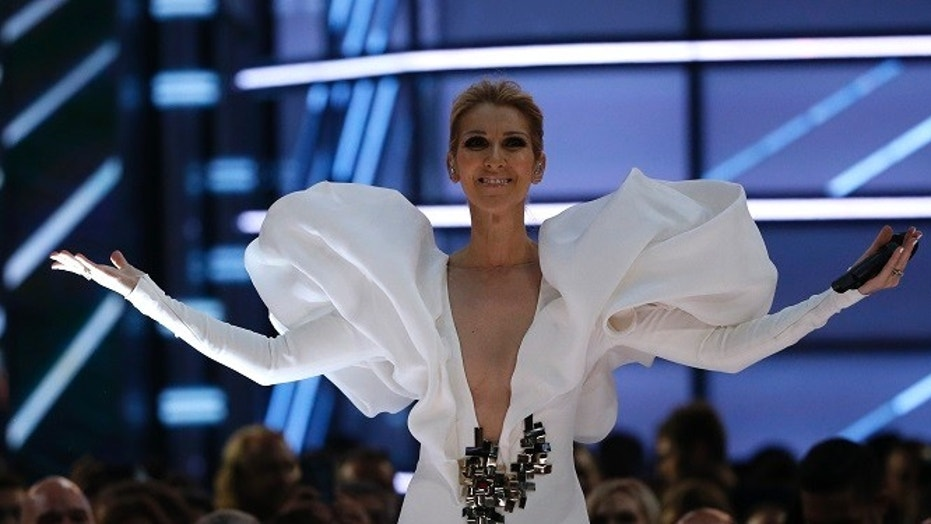 Celine Dion, pictured here in 2017, announced on Monday that she's ending her Las Vegas residency after eight years.
