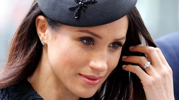 LONDON, UNITED KINGDOM - APRIL 25: (EMBARGOED FOR PUBLICATION IN UK NEWSPAPERS UNTIL 24 HOURS AFTER CREATE DATE AND TIME) Meghan Markle attends an Anzac Day Service of Commemoration and Thanksgiving at Westminster Abbey on April 25, 2018 in London, England. Anzac Day commemorates members of the Australian and New Zealand Army Corps who died during the Gallipoli landings of 1915. (Photo by Max Mumby/Indigo/Getty Images)