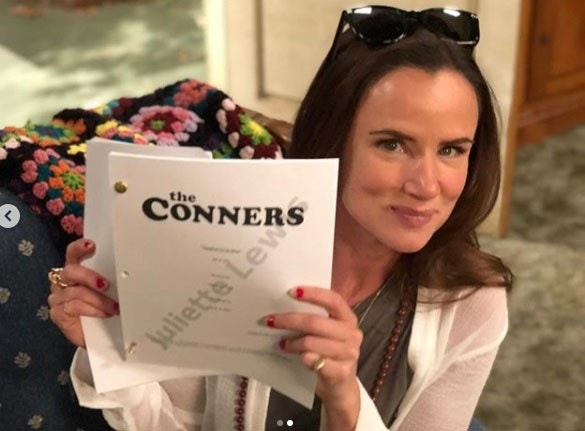 'The Conners' adds Juliette Lewis as cast member