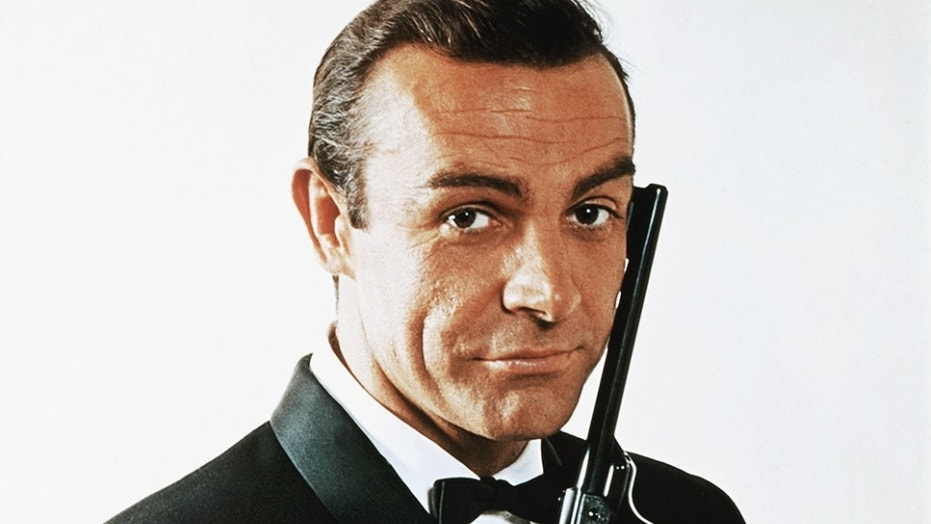 Sean Connery originally starred as the most famous spy in cinematic history.