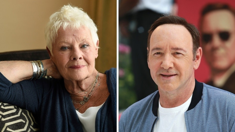 Judi Dench says 'can't approve' of cutting Kevin Spacey from Hollywood film