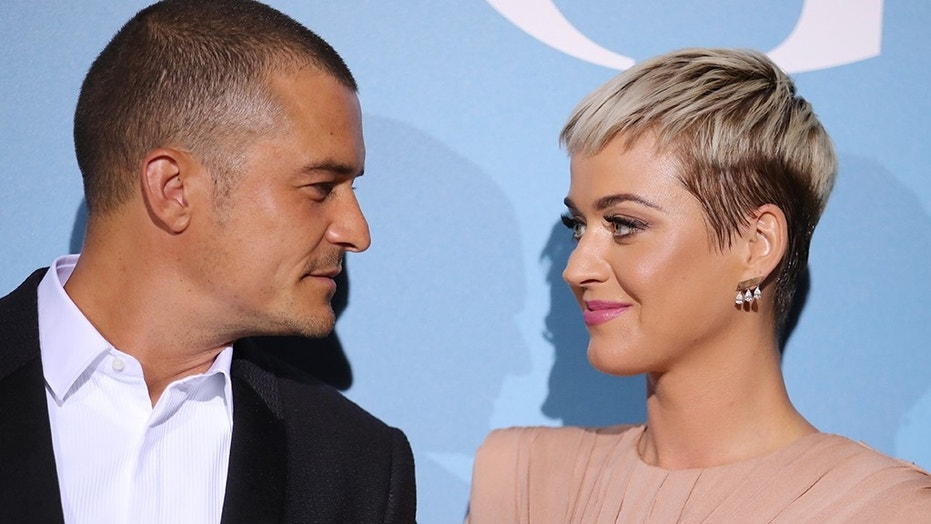 Katy Perry and Orlando Bloom make first red carpet appearance since reunion