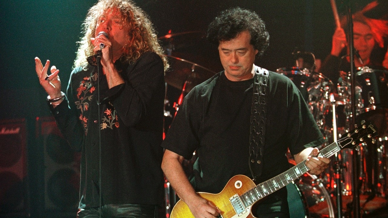 Led zeppelin scandal