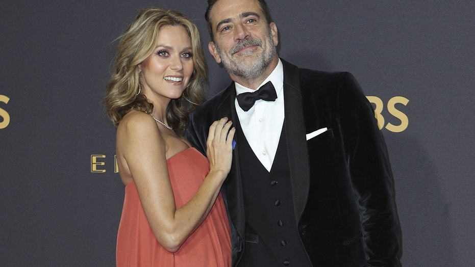 Jeffrey Dean Morgan revealed that he's never seen his wife's TV show.