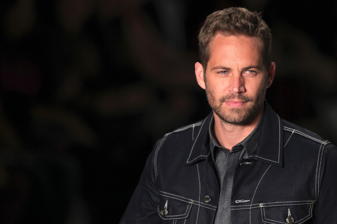 Fans told to stop burning rubber near site of Paul Walker's fatal crash