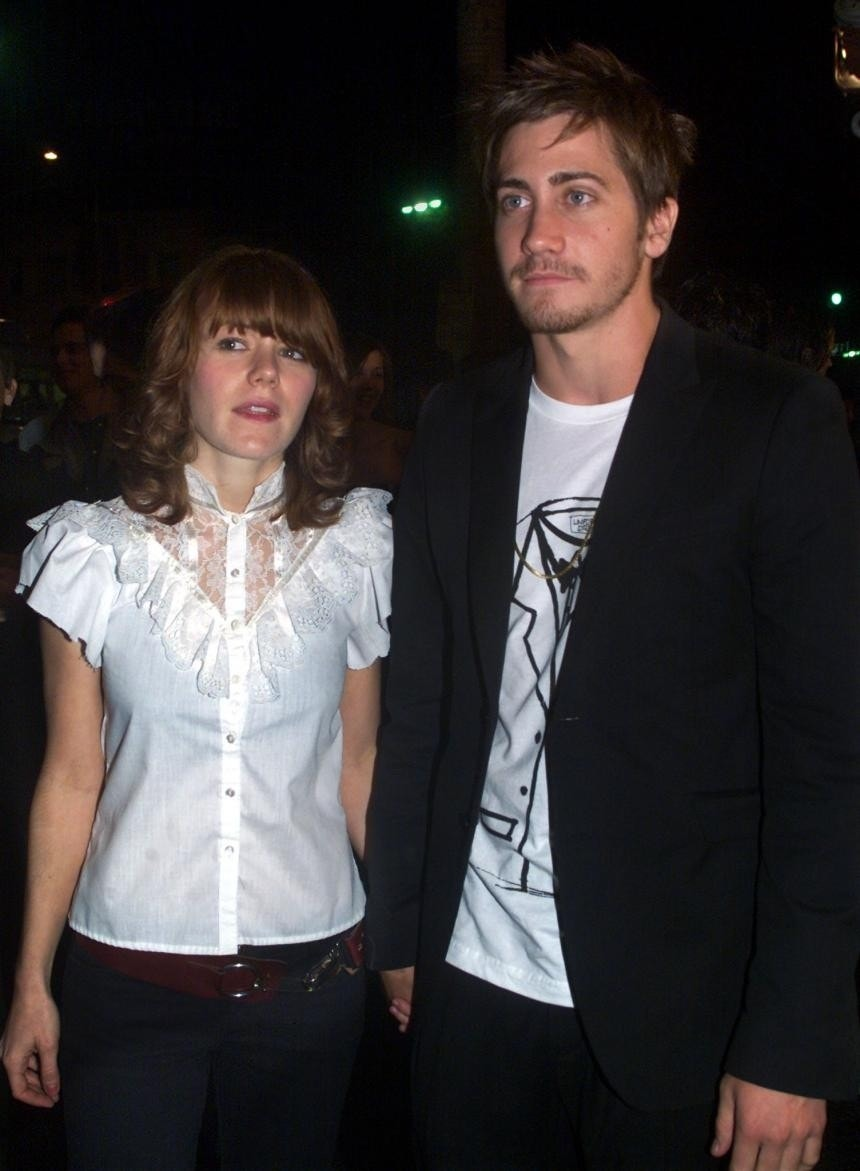 Looking Back on Jake Gyllenhaals Stacked Dating History