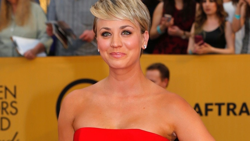 "Funny girl, Kaley Cuoco, has been winning audiences over in the hit series, ""The Big Bang Theory."""