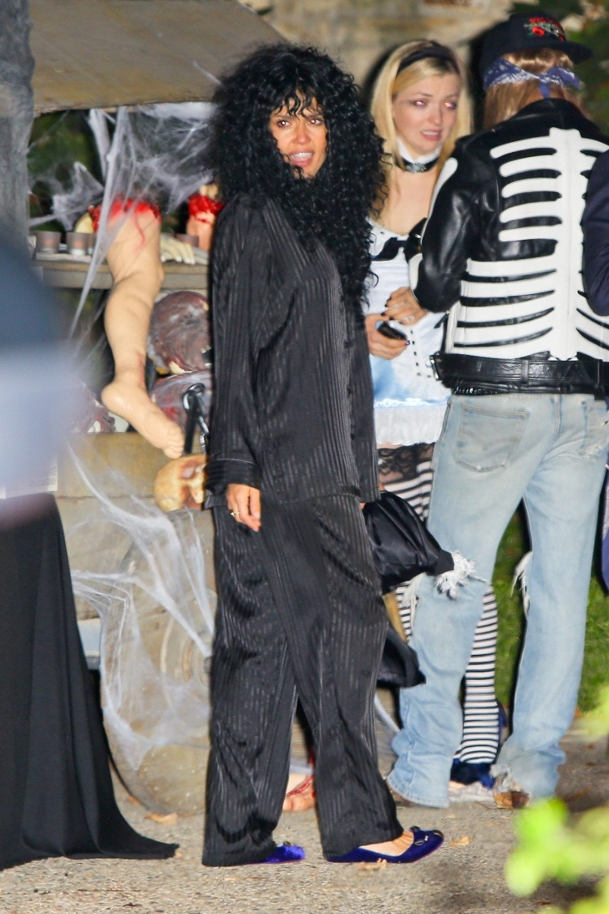 The Best And Worst Celebrity Halloween Costumes Of 2012 ...