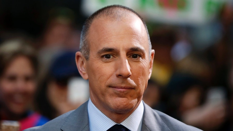 Photos: Matt Lauer through the years
