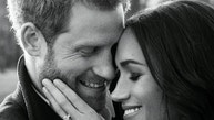 FILE PHOTO: An official engagement photo released by Kensington Palace of Prince Harry and Meghan Markle taken by photographer Alexi Lubomirski, at Frogmore House in Windsor, Britain, December 21, 2017. Picture taken in the week commencing December 17, 2017. Alexi Lubomirski/Courtesy of Kensington Palace/Handout via REUTERS  ATTENTION EDITORS - THIS IMAGE WAS SUPPLIED BY A THIRD PARTY. NO RESALES. NO ARCHIVE./File Photo - RC13DE95AC90