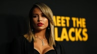 "Cast member Zulay Henao poses at the premiere of ""Meet the Blacks"" at the ArcLight in Los Angeles, California March 29, 2016."