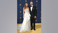 Jessica Biel, left, and Justin Timberlake arrive at the 70th Primetime Emmy Awards on Monday, Sept. 17, 2018, at the Microsoft Theater in Los Angeles. (Photo by Jordan Strauss/Invision/AP)