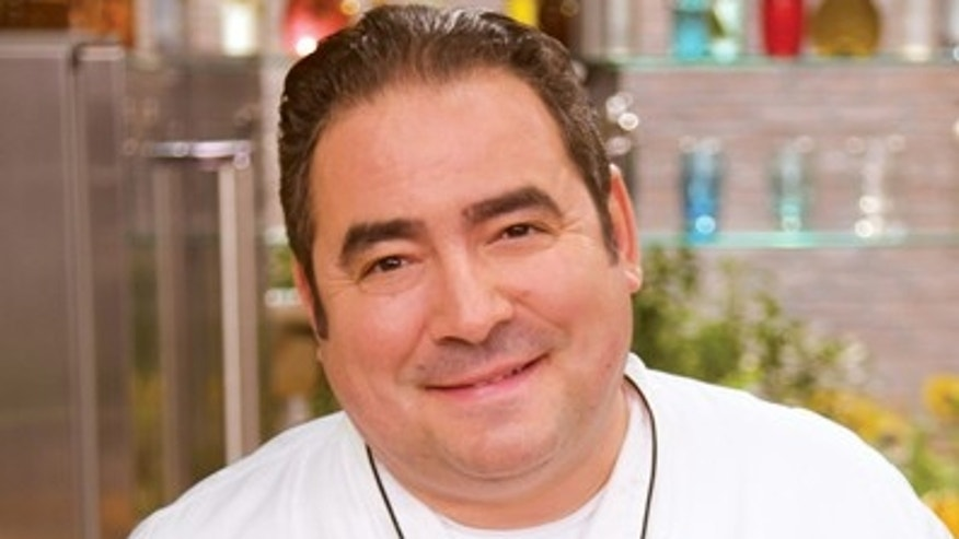 Food-Emeril's Table