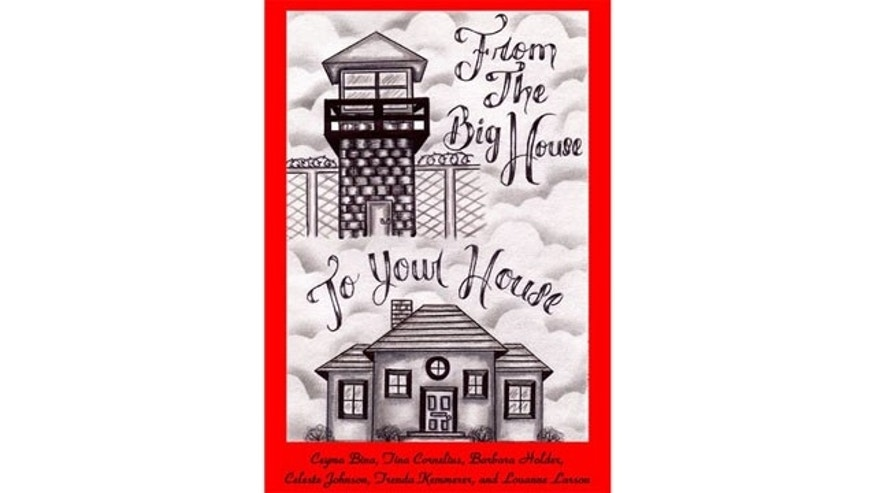 "Cover of ""From the Big House to Your House,"" a collection of 200 recipes by six Texas prison inmates."
