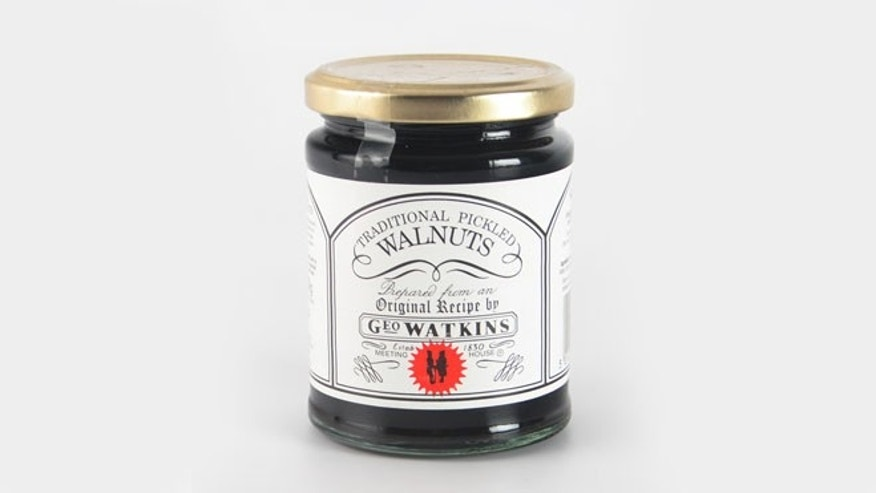 The pickled walnut is a key ingredient in the Derby's classic and mysterious Henry Bain Sauce.