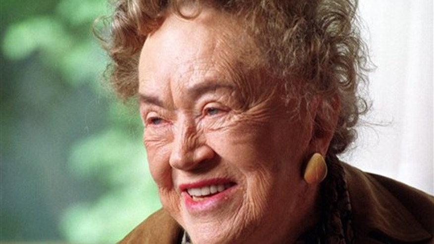 FILE - Julia Child changed the way Americans look at food as well as the way women looked at cooking and themselves.