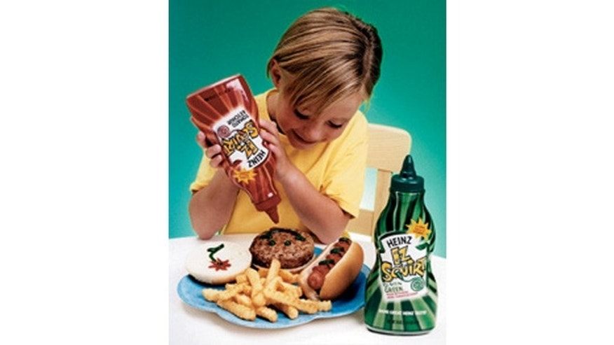 "Considering the love affair most children have with ketchup, the Heinz EZ Squirt seemed like a slam dunk. However, as most parents are the ones doing the buying at the grocery store, the idea of serving neon green, purple, blue, or ""mystery"" colored ketchup to their kids seemed more bizarre than genius."