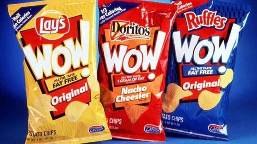 In 1998 Frito-Lay unveiled Wow! Chips, their innovative line of fat-free chips, with great fanfare and anticipation from diet-conscious Americans. In order to create the chips the company replaced the fat with Olestra, which subsequently caused major cramping and other digestive complications for many, many people. Needless to say, the product was discontinued a few years later.