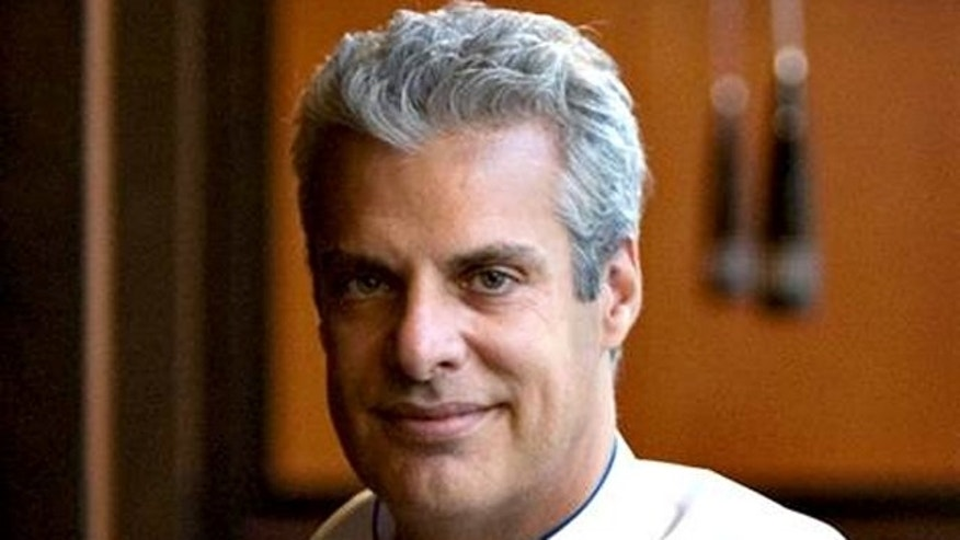 Eric Ripert, chef and owner of Le Bernardin.