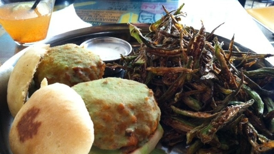 Indian food served up at Chai Pani in Asheville