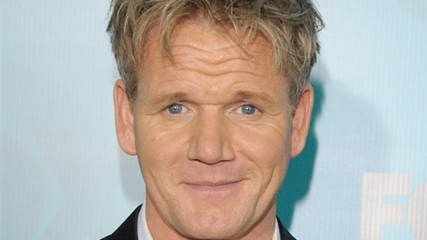 Bad boy celebrity chef Gordon Ramsay earns top spot on Forbes' highest-earning chefs in the U.S.