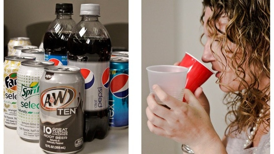 June 27, 2012: The Coca-Cola Co., PepsiCo Inc. and Dr Pepper Snapple Group Inc. have worked to come up with sodas that have fewer calories but still taste good.