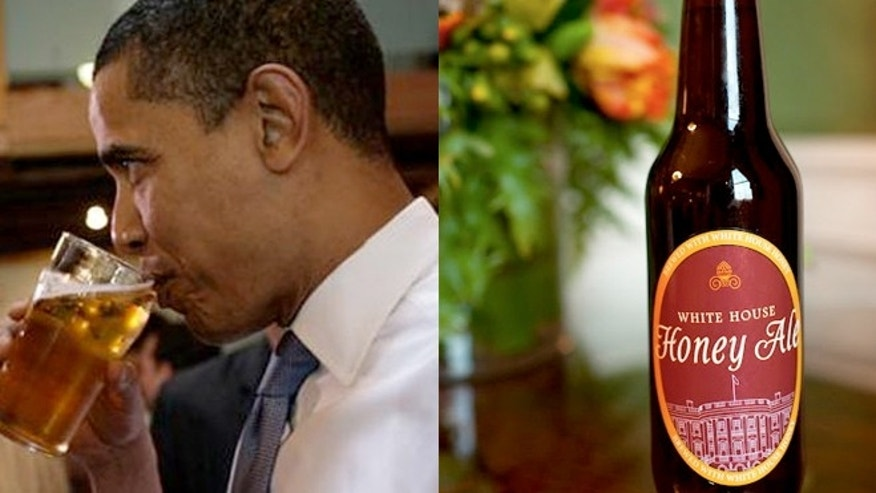 Beer brewers want to know what's inside President Obama's White House brew.