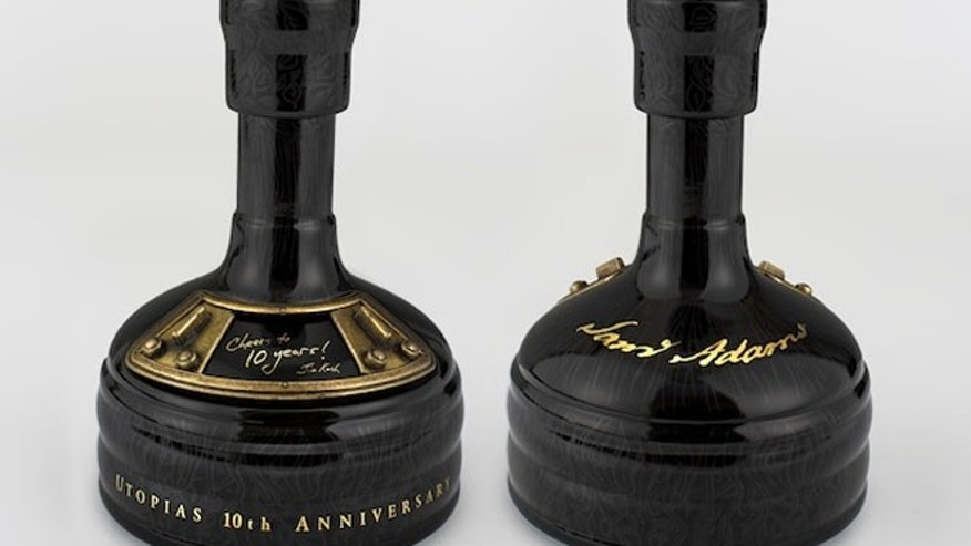 Utopias 2012 version is a blend of batches, some that date back to 1993.
