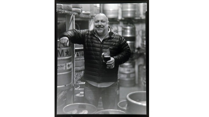 "Jimmy Carbone: ""What you pair really depends on beer, and how hoppy or how strong  it might be. But you've got to look at the big picture. I like to go from lighter to darker [beers], generally, throughout a meal."""