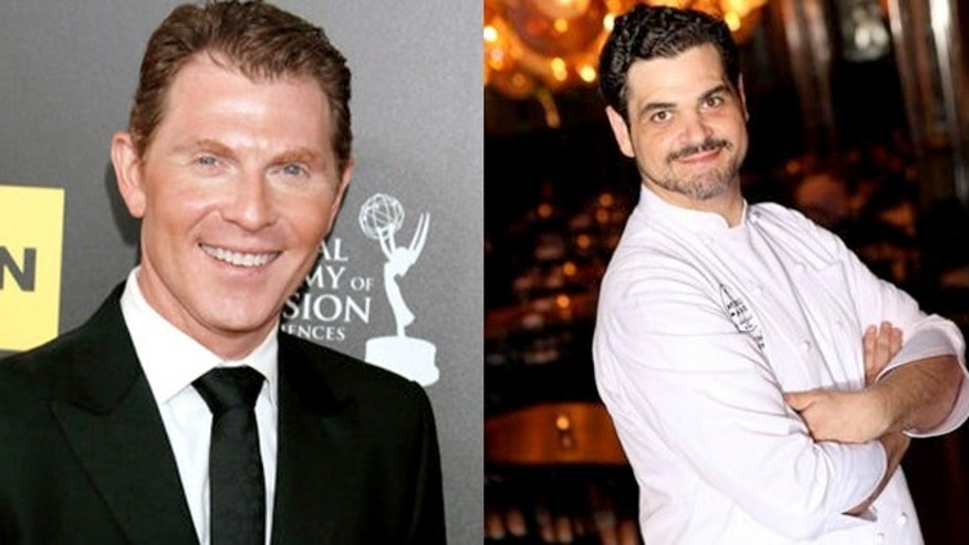 Celebrity chefs Bobby Flay and Manuel Trevino are just two chefs calling for Hasbro to make a gender-neutral Easy-Bake Oven.