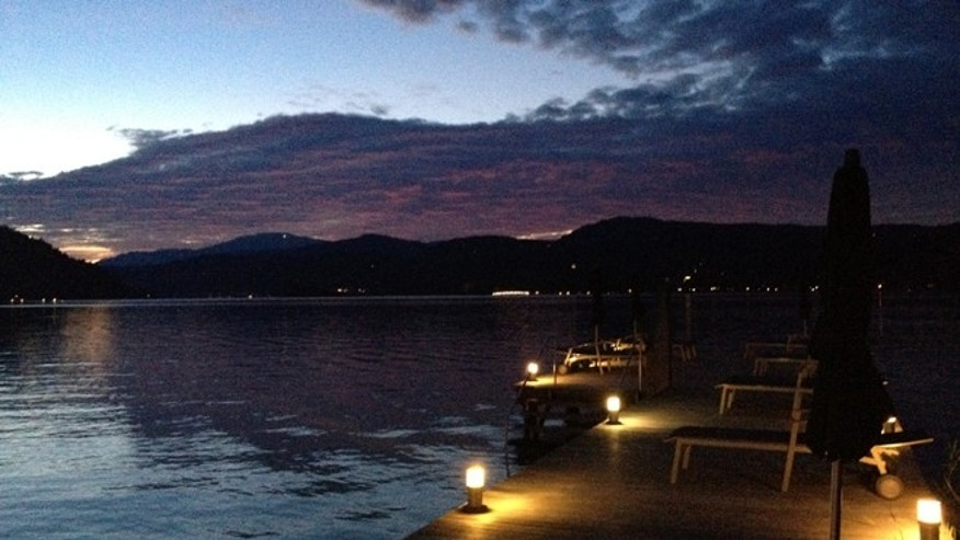 Viva Mayr is on the banks of Lake Wörthersee, making for gorgeous sunsets.