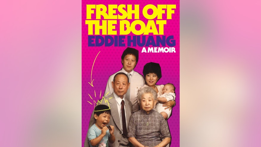 "This publicity book cover image released by Spiegel & Grau shows ""Fresh Off the Boat,"" a memoir by Eddie Huang."