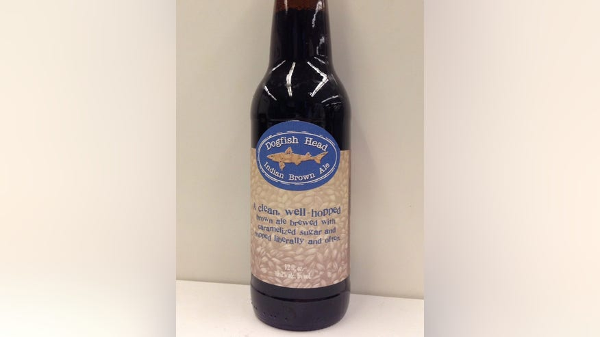 Dogfish Head India Brown Ale - Milton, DE