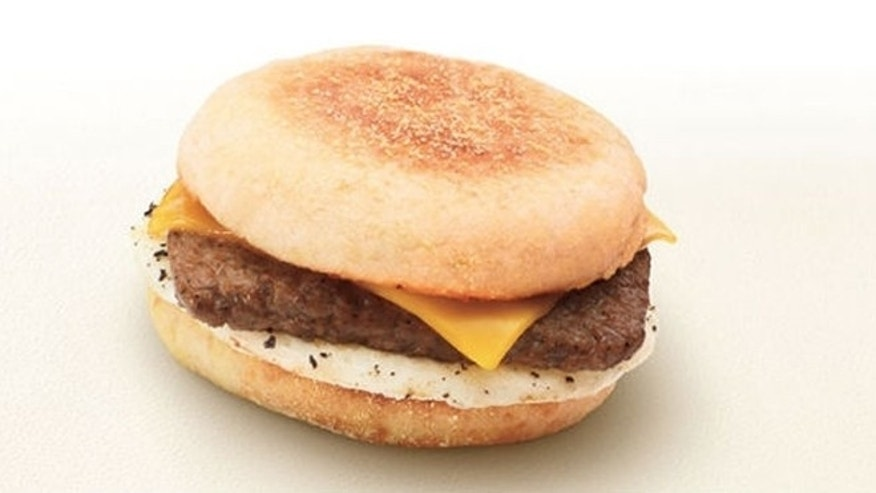 The Turkey Sausage Breakfast Sandwich is 400 calories.